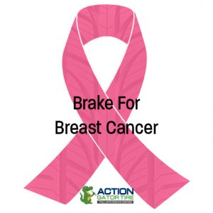 Brake for Breast Cancer