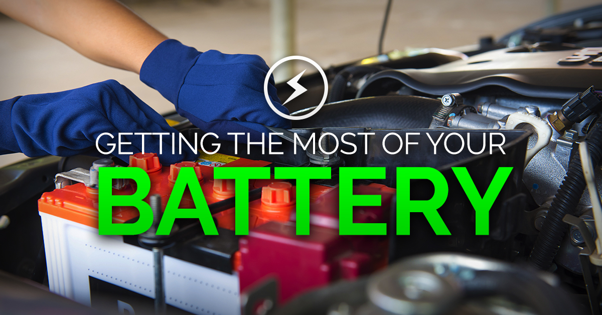 How to Get the Most Out of Your Car Battery?