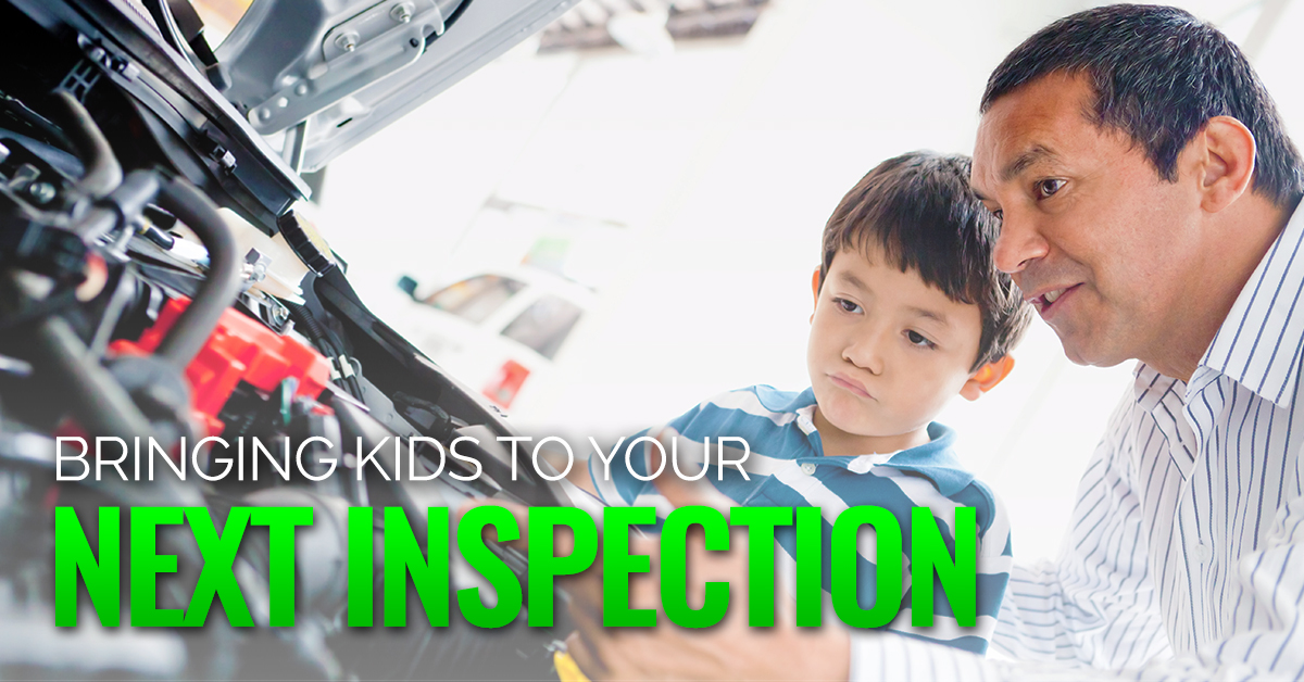 Tips to Keep Kids Occupied in the Auto Shop