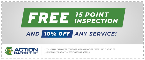 Free 15 Point Inspection