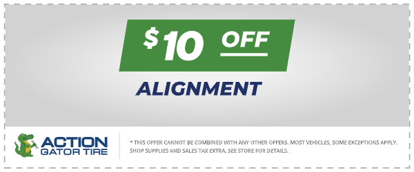 $10 Off Alignment Offer