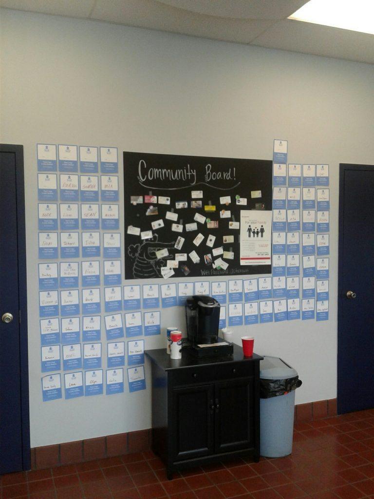 Autism Speaks Board