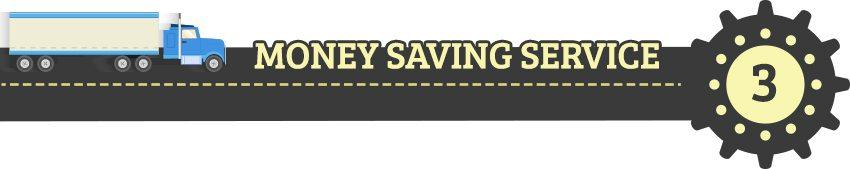 Money Saving Service Divider