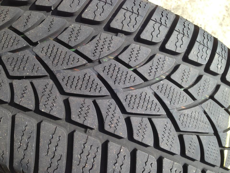 Winter Tyre, Profile, Tread