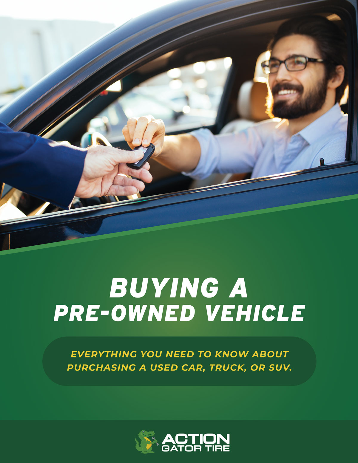 Buying a Pre-Owned Vehicle Guide